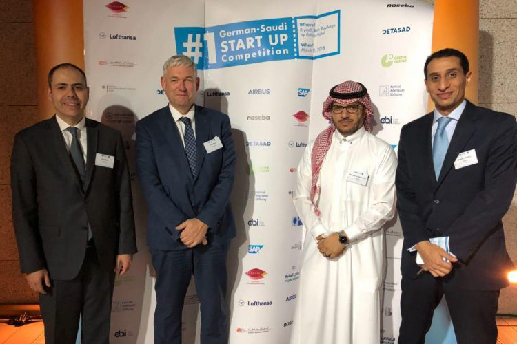 DETASAD SPONSORED THE 1ST GERMAN-SAUDI STARTUP COMPETITION IN RIYADH