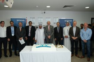 DETASAD CELEBRATED ITS 37TH YEAR ANNIVERSARY AT HQ OFFICE IN RIYADH