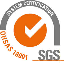 OHSAS 18001 ( system certification)